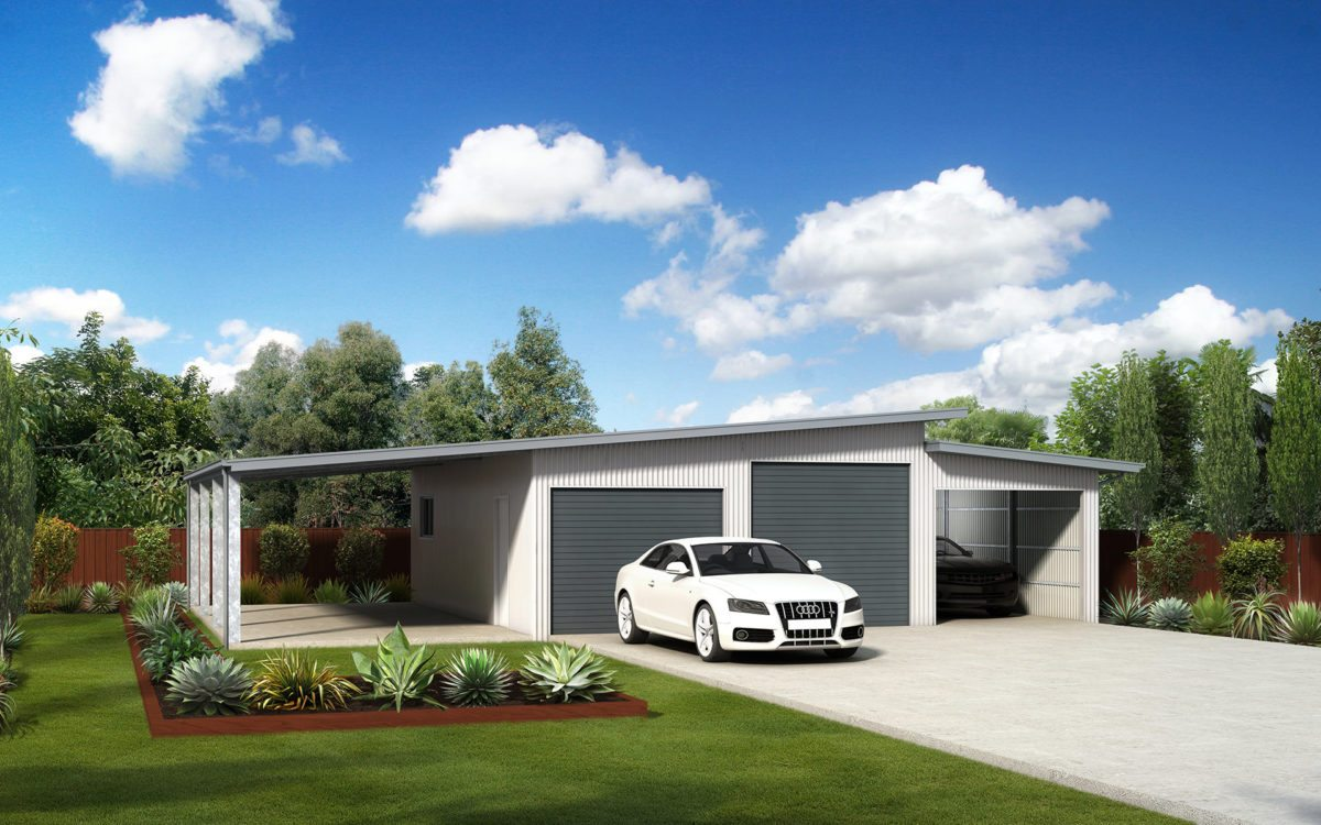 Ranbuild Newcastle Garages With Eaves For Sale Newcastle